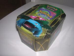 Tin of Pokemon