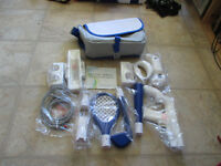 wii 9 piece deluxe gaming bundle