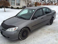 Nicely maintained 2004 Honda Civic for sale