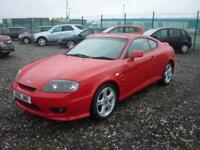 Hyundai Coupe 2.0 SE Auto (FREE FUEL + 6 MONTHS PARTS & LABOUR WARRANTY)