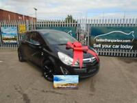 2012 (62) VAUXHALL CORSA 1.2i 16V LIMITED EDITION ONLY 21,000 MILES