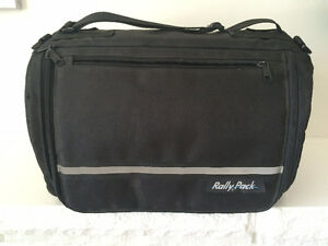 Rally Pack Motorcycle Roll Bag