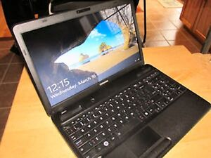 Laptop Dell Latitude E5500 Intel Win10 64bit Ordinateur Portable