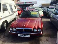 Jaguar XJ Series Sport Auto 3.2 Private Plate Included 2 Owners
