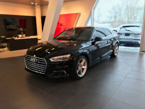 2018 AUDI A5 WITH LEASE RETURN PROTECTION