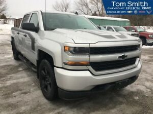 2018 Chevrolet Silverado 1500 Custom  RALLY 1 EDITION/TRAILERING