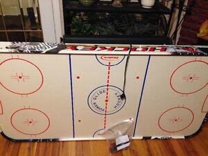Halex air hockey table