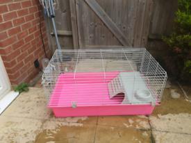 Large rabbit cage