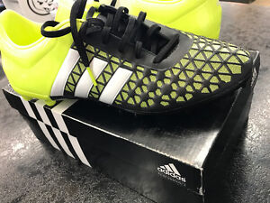 Adidas ace 15.3 size us10 brand new