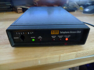 TELTONE T-311 Telephone Access Unit Made in USA .
