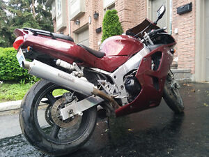 96 Kawasaki Ninja - MOVING SALE