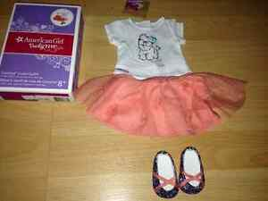American girl doll coconut cutie outfit Cambridge Kitchener Area image 1
