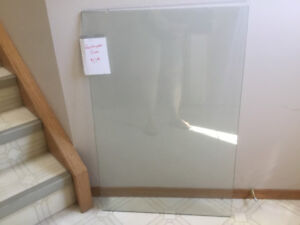 Heavy Duty piece of glass for coffee table or patio table top