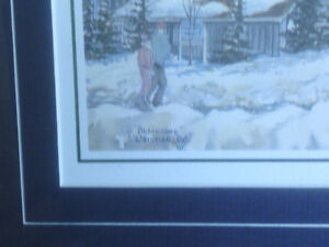 2 Framed Prints of Whistler Blackcomb by Sue Quarles North Shore Greater Vancouver Area image 5