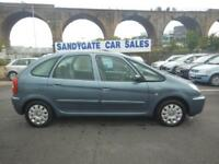 Citroen Xsara Picasso 1.6HDi 92hp Exclusive