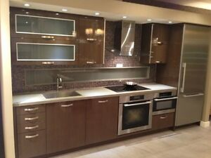 Paris kitchens factory outlet cabinets countertops for Kitchen cabinets kijiji