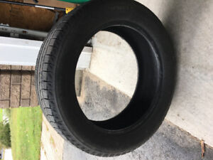 235 /55 R19 winter tires,