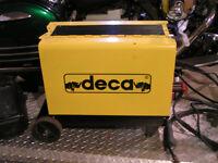 Deca Mig Welder and Accesories