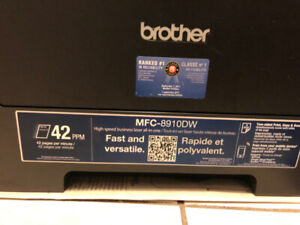 Brother MFC-8910DW PARTS ONLY