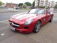 2011 / 61 MERCEDES SLS AMG 6.2 2dr ROADSTER AUTOMATIC