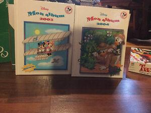 Livre de Disney collectin Grolier West Island Greater Montréal image 3