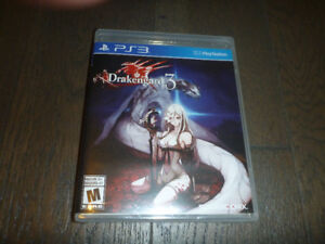 Playstation 3 games and PSP games