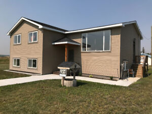 Brand new 5 bedroom/4 full bath bi-level in Aldersyde