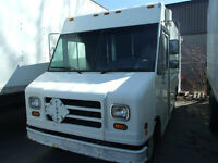 1998 Ford F600 - Food Truck Conversion or Contractor