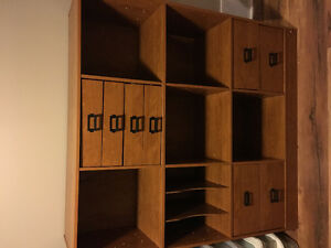 Awesome & Super functional shelving unit !!