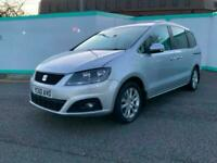 Seat Alhambra 2.0TDI DPF CR ( 140ps ) Ecomotive 2010 SE CALL 07400908644