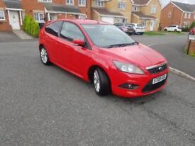 Ford Focus 1.6 ( 115ps ) 2009.5MY Zetec S