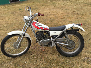REDUCED - Mint condition trials bike