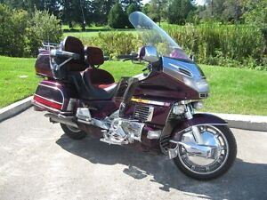 Gold Wing GL 1500 20 ieme anniverssaire