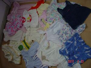 Lot pour Bébé de 06 mois a 18 mois.
