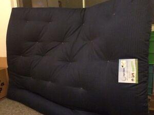 Double Futon Mattress-Wool/Cotton Fairfield Fairfield Area Preview