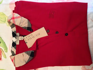 Neuf  100 % Authentic Polo Burberry