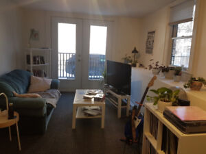 Bright, Cozy Bedroom for Rent in the South End for January 1