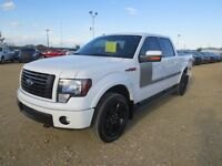 2012 Ford F-150 FX4  4x4 SuperCrew 145 in REDUCED