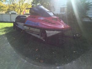 Skidoo Formula Z 583 *Price Drop* Peterborough Peterborough Area image 1