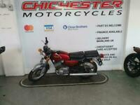 YAMAHA RS 200 1980 RARE CLASSIC RED