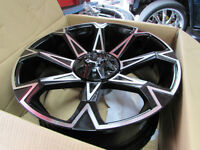 HILLYARD WHEELS 22 INCH OFF ROAD PACKAGE 6LUG GM&FORD -13 OFFSET