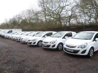Vauxhall Corsavan 1.3CDTi 16v ( 95ps ) ( EU5 ) ecoFLEX ( s/s ) 63 REG 91K