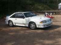 1993 Ford Mustang Gt Coupe (2 door)