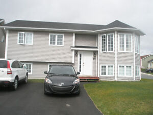 Beautiful well kept newer home located in Kenmount Terrace