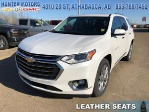 2019 Chevrolet Traverse Premier  - Navigation