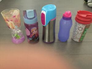Water bottles - all for $5