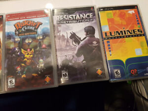 PSP Games $10 Each See pictures