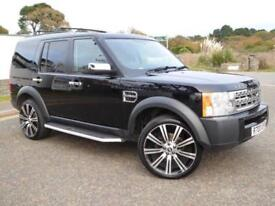 2008 Land Rover Discovery 3 2.7 TD V6 GS 5dr