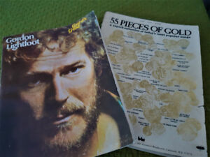 TWO Great 70's & 80's Folk Collections - Gord's Gold, 55 Hits