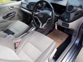 Honda Insight 1.3 IMA HS-T++ZERO ROAD TAX HYBRID SERVICE HISTORY++ (grey) 2013